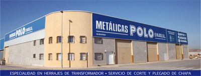 Fachada Metálicas Polo