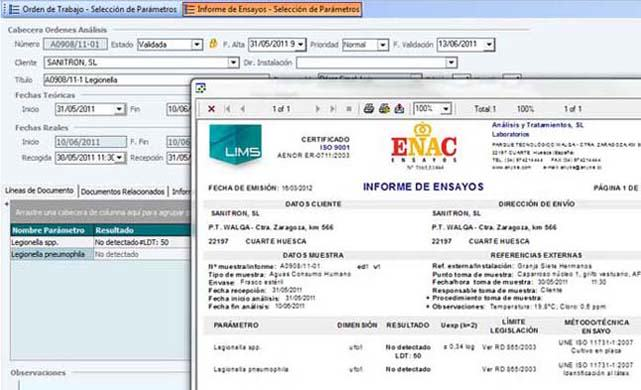 LIMS-Orden-Analisis-Informe-Ensayo