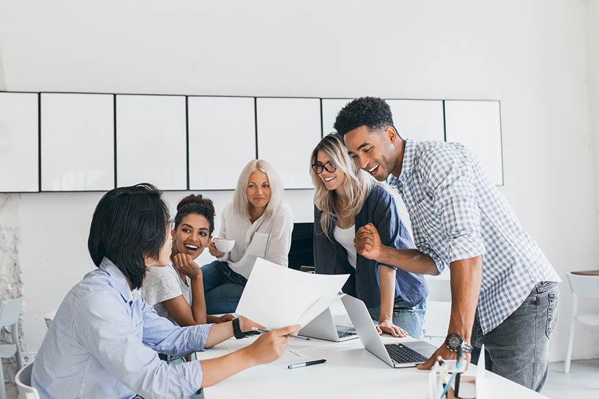 tendencias en las empresas empleado multidisciplinar